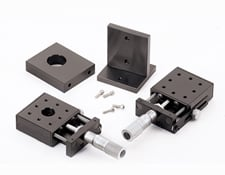 "45mm/1.75"" Center drive stages and optional brackets"
