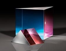TECHSPEC High Tolerance UV Fused Silica Right Angle Prisms