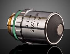 20X Nikon CF IC Epi Plan DI Interferometry Objective, #59-313