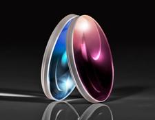Calcium Fluoride Double-Convex (DCX) Lenses