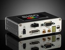 OBIS Remote w/ DC Power Supply & Power Cord (CDRH), #87-473 (back)