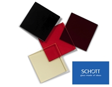 SCHOTT Harsh Environment Colored Glass NIR Cut-Off Filters have high humidity resistance and absorb NIR radiation. Shop now!