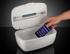 UV Light Sanitizer Boxes are ideal for sanitizing PPE, phones, or lab equipment