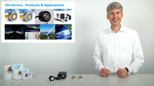 Beam Steering Mirrors and Their Applications