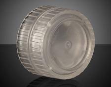 Non-Contact Impact Case for 12.7 Dia. x 6.35mm Thick Optics
