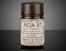 Norland Optical Adhesive NOA 87, 1 oz. Application Bottle