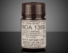 Norland Optical Adhesive NOA 1369, 1 oz. Application Bottle