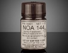 Norland Optical Adhesive NOA 144, 1 oz. Application Bottle
